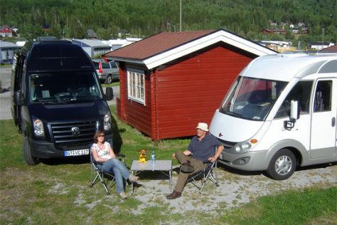 Camping 2010: ADAC-Kostenvergleich
