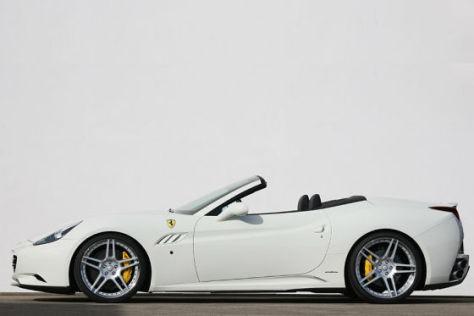 Ferrari California von Novitec Rosso