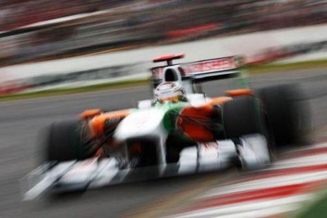 Adrian Sutil hofft auf eine Zielankunft und Punkte in Malaysia