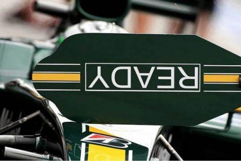 Wenn das heimische Team kommt: Malaysia steht wegen Lotus Kopf