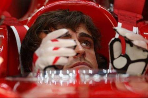 Fernando Alonso findet, dass in den letzten 20 Jahren nie viel überholt wurde