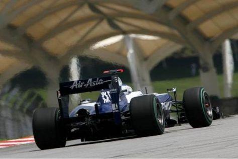 """Rubens Barrichello schleppte """"einige Fragezeichen"""" mit sich herum"""