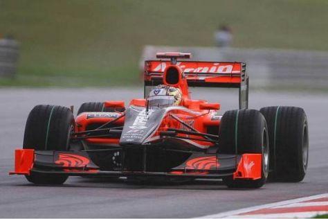 Timo Glock schaffte den Sprung in den zweiten Qualifying-Teil