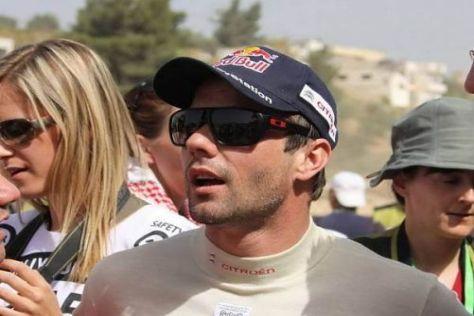 Sébastien Loeb kann nun einen Sieg in Jordanien in seine Bilanz aufnehmen