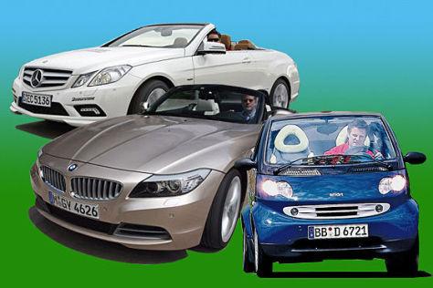 Cabrio-Marktübersicht 2010