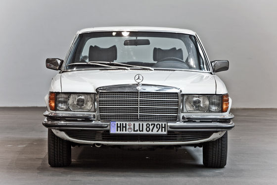 mercedes benz 280 se w116 auto bild klassik. Black Bedroom Furniture Sets. Home Design Ideas