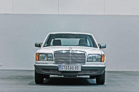 Mercedes 280 SE W126