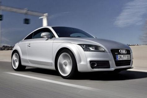 Audi TT Facelift (2010)