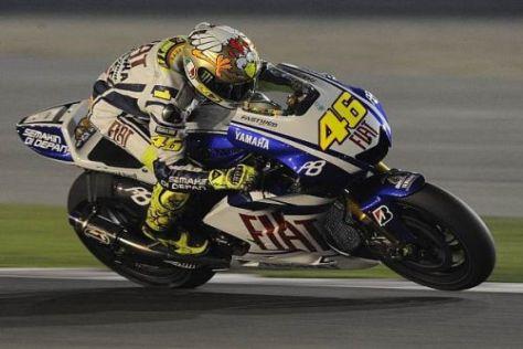 Valentino Rossi und Yamaha wollen 2010 an die jüngsten Erfolge anknüpfen