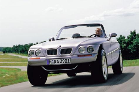 BMW Konzeptstudie Z18