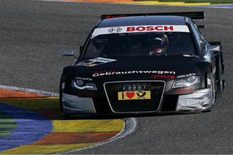 Audi-Pilot Timo Scheider nimmt Kurs auf den dritten DTM-Fahrertitel in Folge