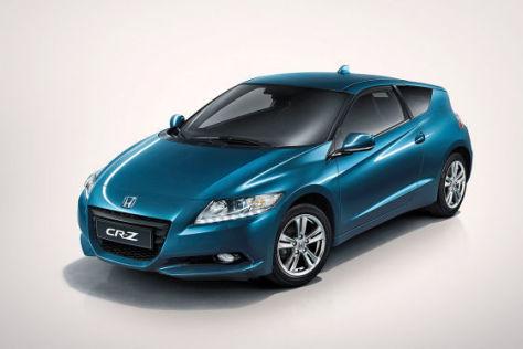 Honda CR-Z Hybrid-Sportcoupé