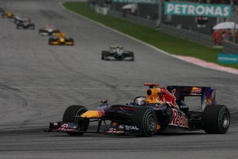 Was ist das Geheimnis des Red Bull RB6? Die Konkurrenz sucht verzweifelt danach...