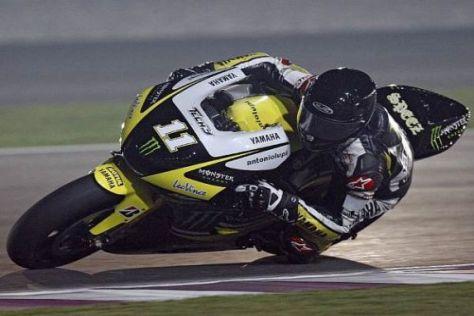 Ben Spies gilt als der vielversprechendste Neuling in der MotoGP 2010