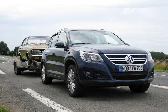 VW Tiguan 2.0 TSI Sport & Style