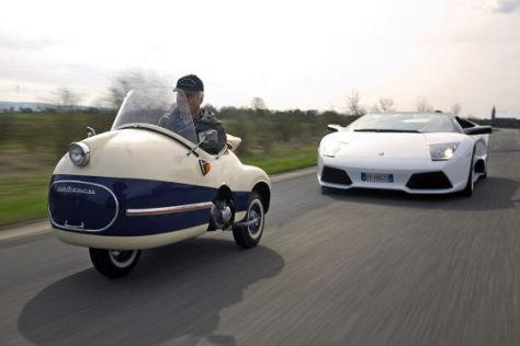 Brütsch Mopetta Lamborghini Murciélago LP 640 Roadster E-Gear