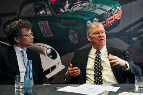 Nick Reilly, Opel-Chef und Präsident von GM Europa