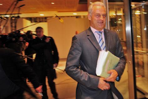 Bundesverkehrsminister Ramsauer (CSU)
