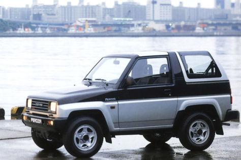 1990er Daihatsu Feroza