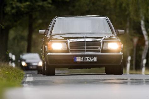 Mercedes 300 SE W 126