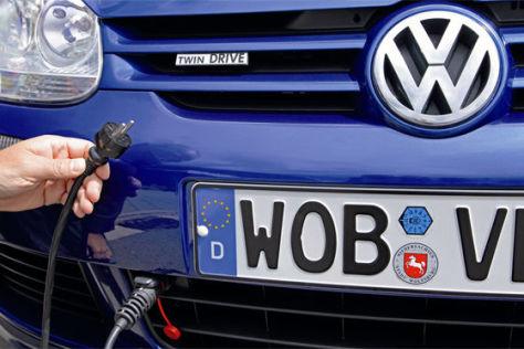 VW ändert Elektroauto-Pläne