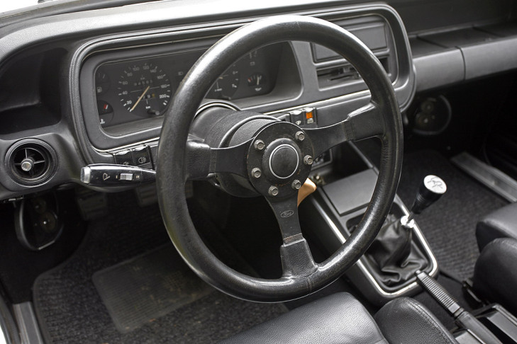 Ford Granada 3.0