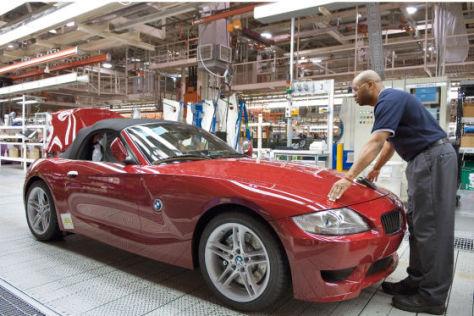 Aschewolke stoppt BMW