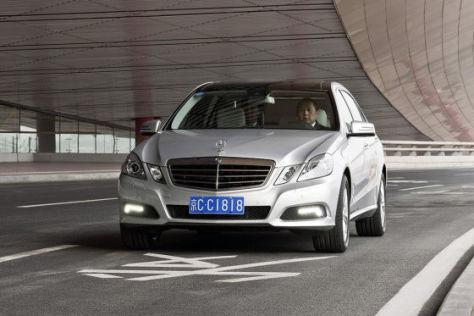 Mercedes E 300 lang