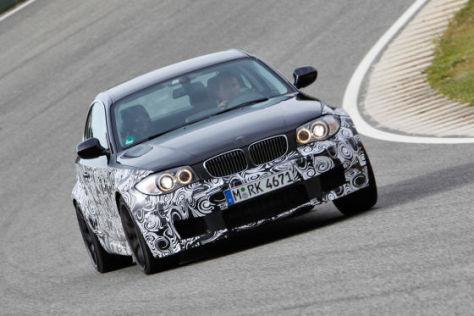 BMW 1er M Coupé (2011)