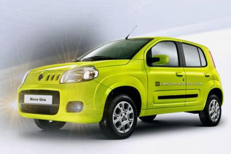 Fiat Novo Uno