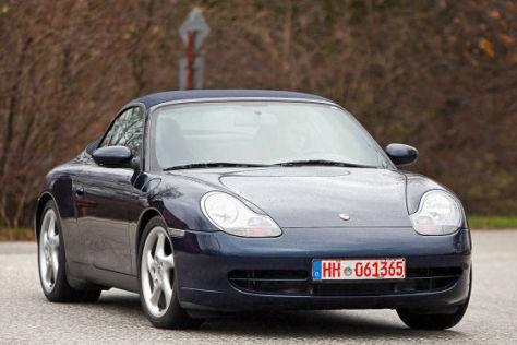 Porsche 911 (Typ 996)