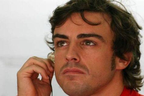 Fernando Alonso sieht in Schumacher einen ernsten Rivalen um den Titel