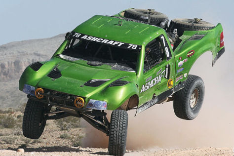 General Tire Mint 400 in Las Vegas