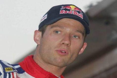 Sébastien Ogier ist schnell unterwegs und geht morgen als Erster auf die Piste