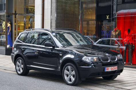 Bmw X3 Gebrauchtwagentest Und Kaufberatung Autobild De
