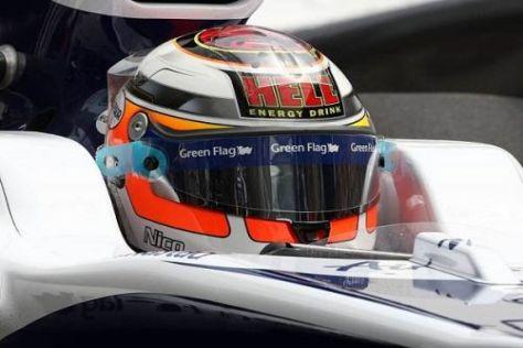 Nico Hülkenberg absolviert eine intensive Lernphase in der Formel 1