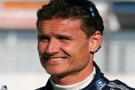 David Coulthard weiß noch nicht, was ihn in seinem ersten DTM-Rennen erwartet