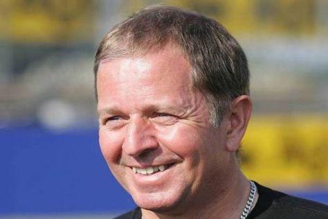 Martin Brundle räumt Schumacher noch mehr Eingewöhnungszeit ein