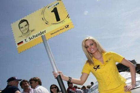 """Besonderes """"Markenzeichen"""": Timo Scheider will Startnummer eins behalten"""