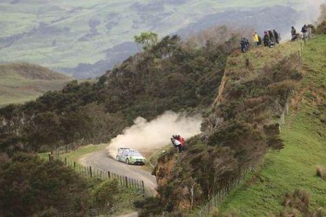 Auf Vulkanasche folgt Staub und Sand: WRC auf dem Weg nach Neuseeland