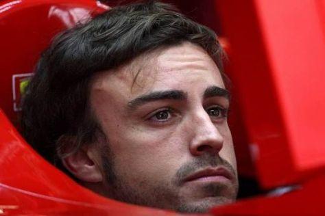 Fernando Alonso rechnet mit weiteren Verbesserungen am Ferrari F10