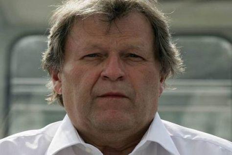 Norbert Haug hat am kommenden Wochenende weder DTM noch Formel 1
