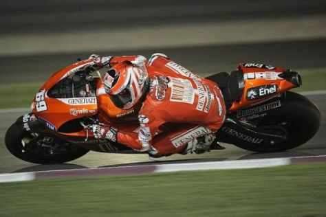 Nicky Hayden will an seine gute Form aus Katar anschließen