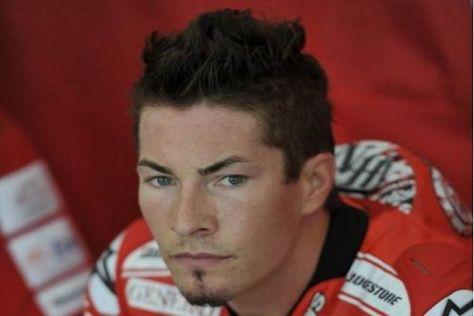Nicky Hayden kommt mit der Ducati Desmosedici immer besser zurecht