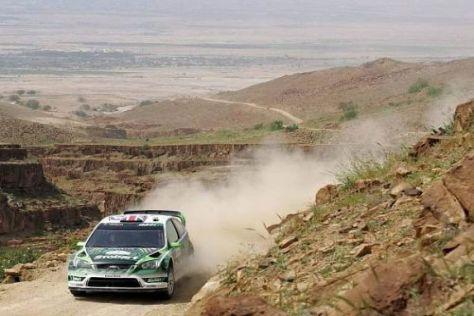 Jordanien ist auch im kommenden Jahr ein Gastgeber für die Rallye-WM (WRC)