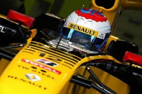 Haben Sie schon immer davon geträumt, einen Formel-1-Boliden zu pilotieren?
