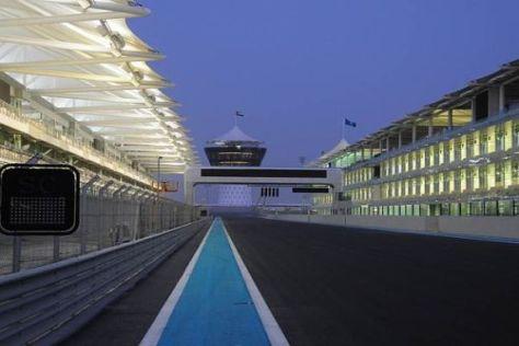 Der Yas-Marina-Circuit wurde von Hermann Tilke entworfen