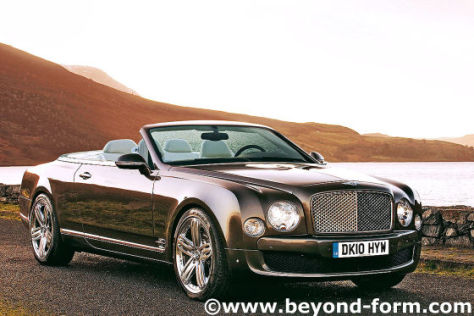 Bentley Azure (2011)