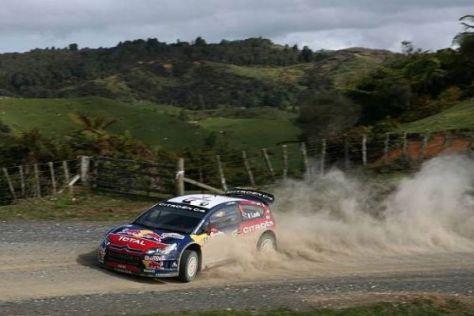 Die WRC wird 2011 nicht in Neuseeland fahren, kehrt aber vielleicht 2012 zurück