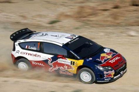 Sébastien Loeb freut sich auf die Schotter-Rallye in Neuseeland